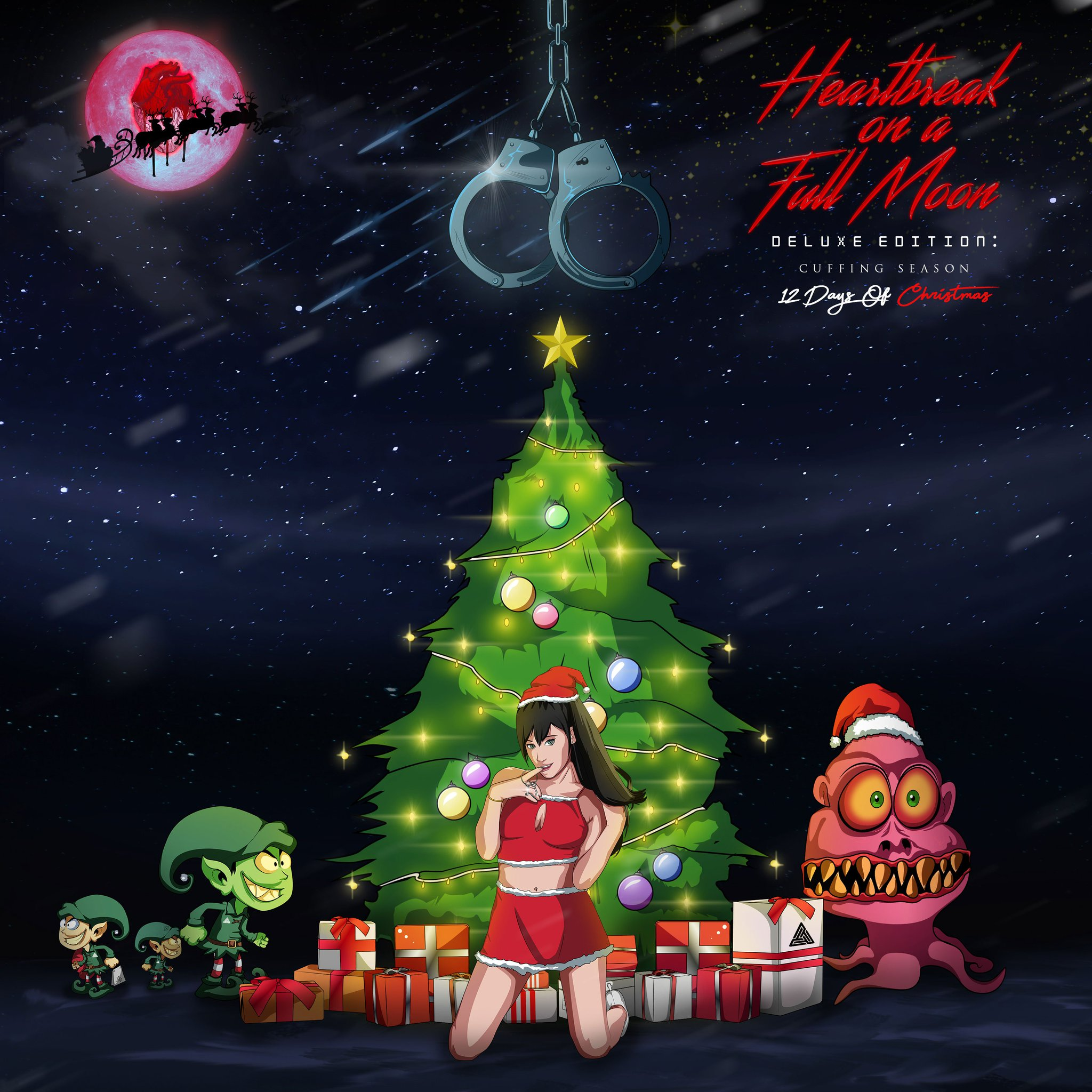 Stream 12 Days Of Christmas: CUFFING SEASON on @Spotify 🎄 🎁 ❤️ https://t.co/O478P4fTEz https://t.co/t1WAY6n5Jc