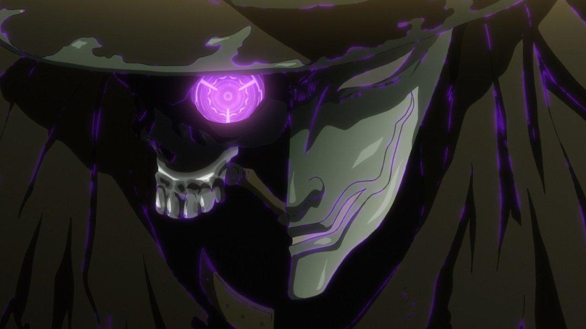 最終話ゲストキャラクター/Dr.ガミモヅ役:関俊彦さんのオフィシャルコメントを公開&キャラクターページを更新しました!!  #kekkai_anime