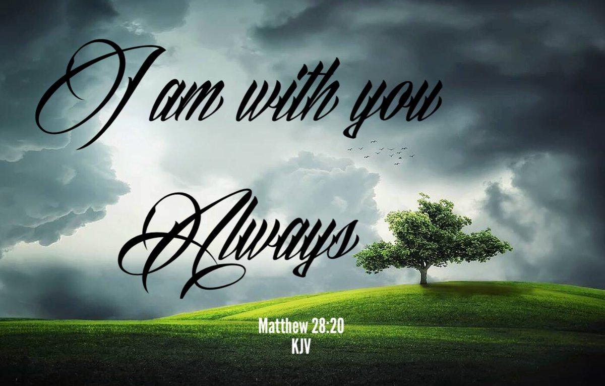Image result for Matthew 28:20 kjv