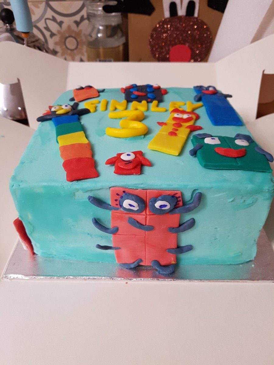 Numberblocks On Twitter Quot Happy Birthday Finnley From