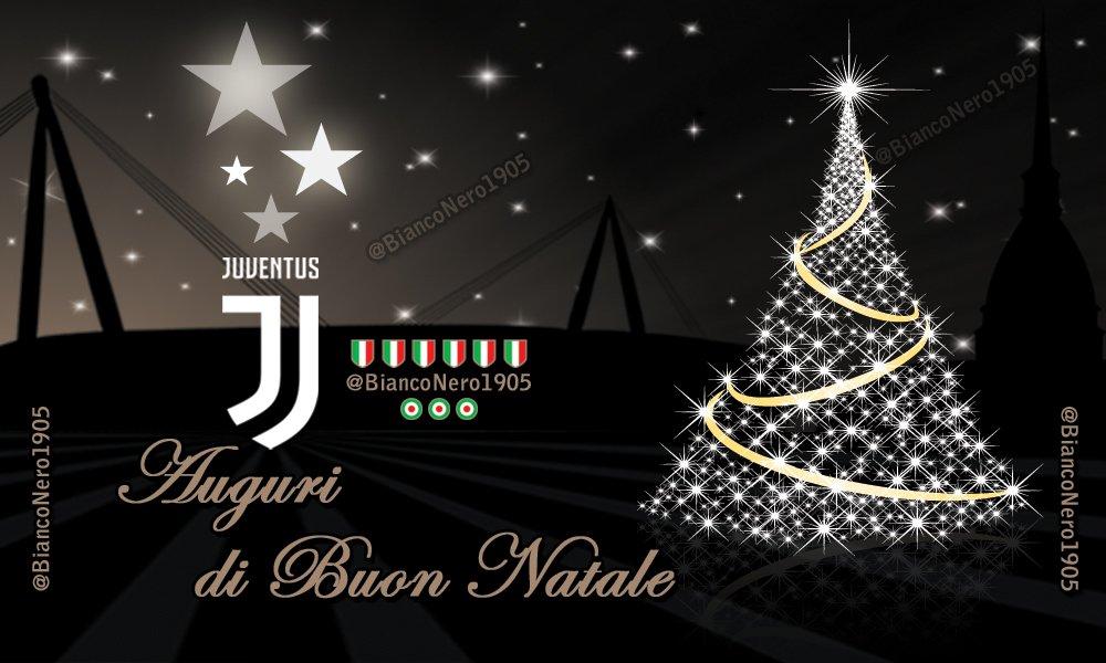 Auguri Di Natale Juventus.Bianco Nero On Twitter Auguri Buonnatale Buonefeste