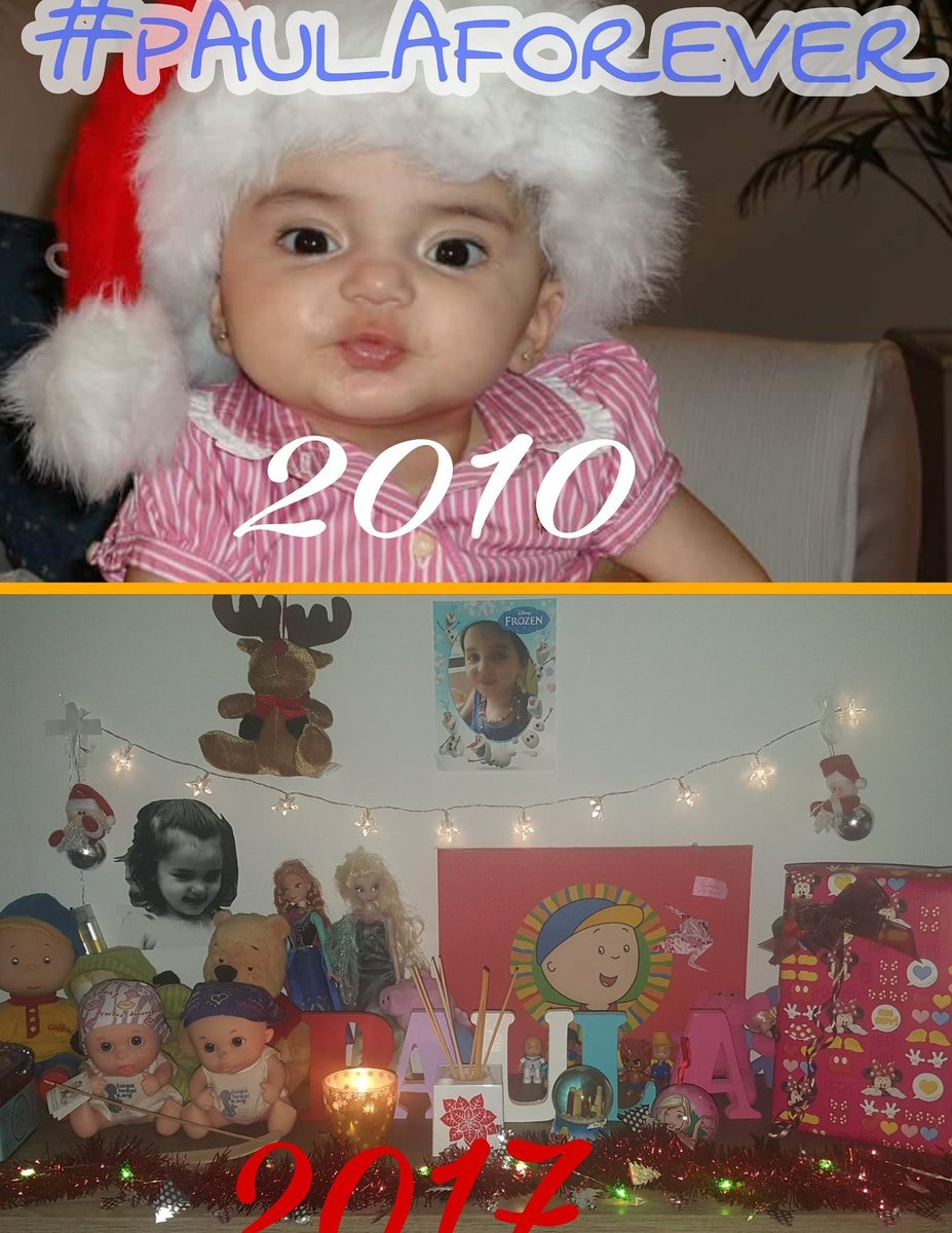 There is no more #Christmas for me. 3 Christmas without you my love, only pain in the heart like every day  NO existen mas Navidad para mi. 3 Navidad sin ti  mi amor, solo dolor en mi #paulaforever #GoneTooSoon #morethan4 #childhoodmemories #childhoodcancer #cancerinfantil <br>http://pic.twitter.com/i2Tdg5DfNh