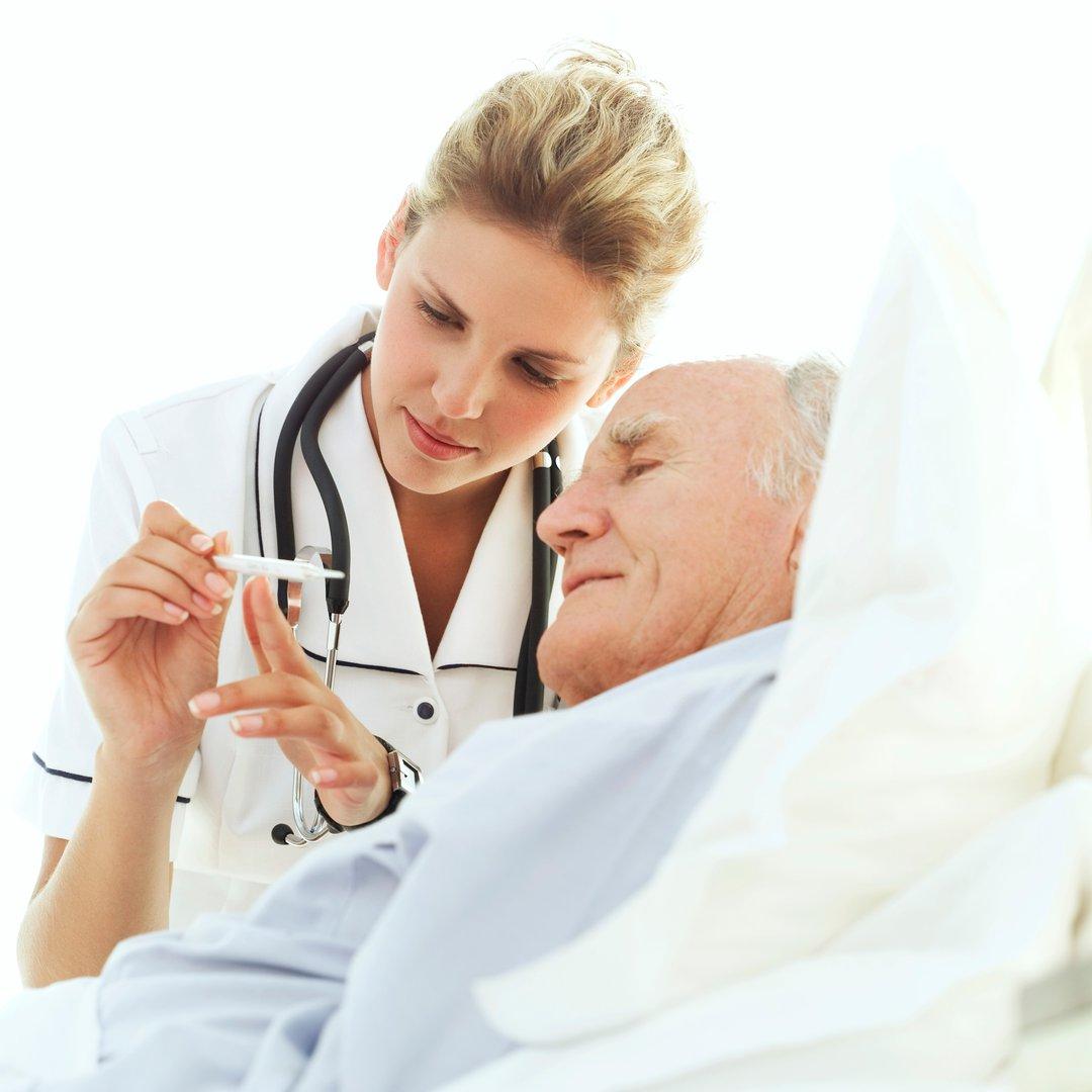 Пациент и медсестра картинки