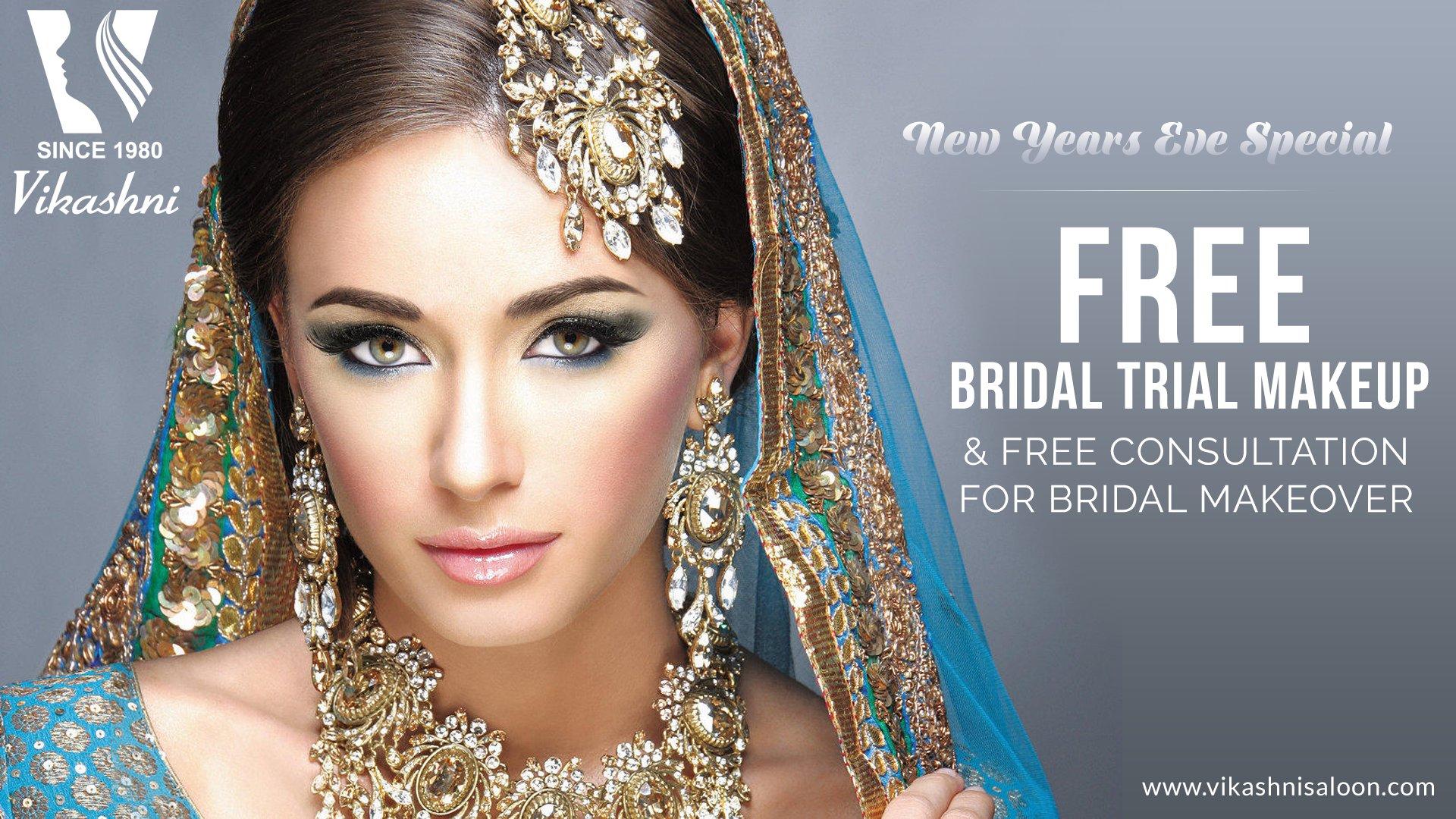 Vikashni Beauty Salon A Twitter New