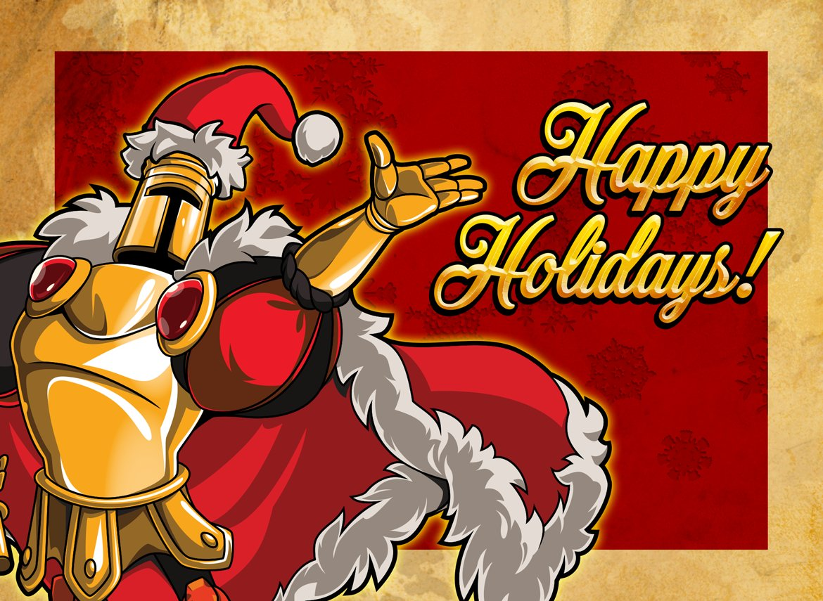 yacht club games on twitter merry christmas from everyone here at yacht club games may your holidays be regal and bright - Merry Christmas Games