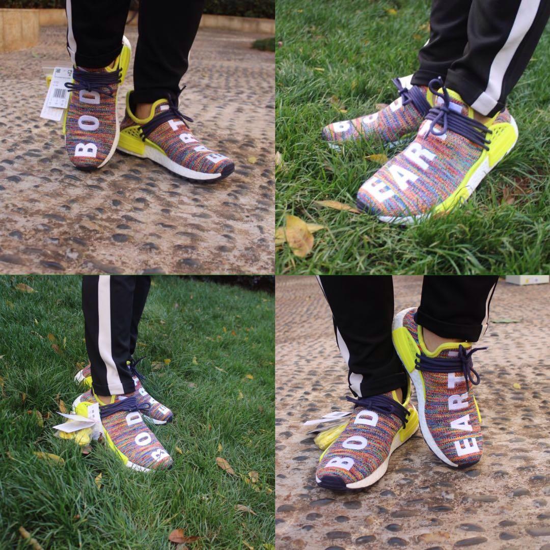 Adidas NMD Human Race Rainbow
