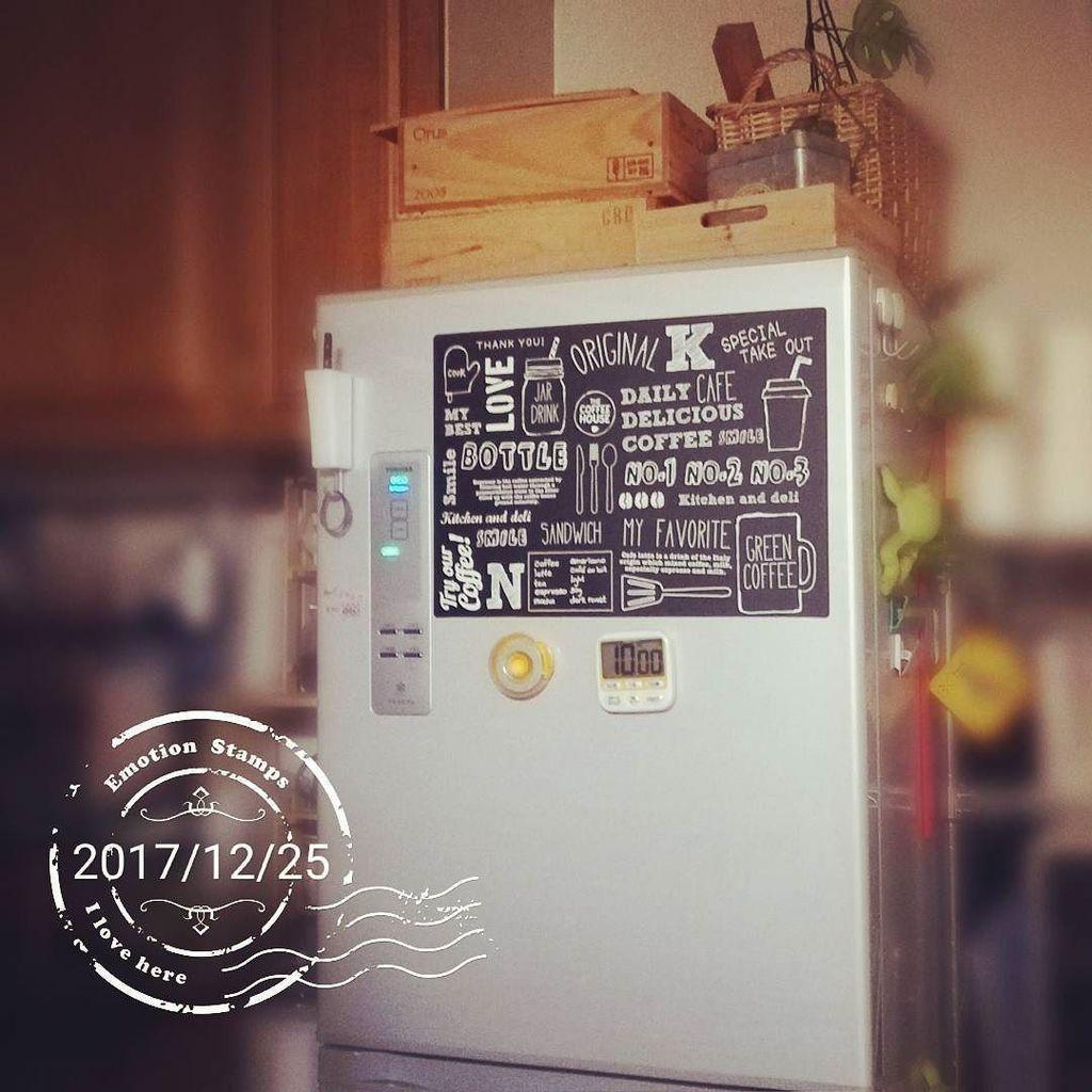 test ツイッターメディア - 冷蔵庫にセリアで見っけたポリプロピレンのランチマットを貼ってみました。 ちょっとおしゃれ(笑)  #セリア #seria #ランチマット #手書き風 #リメイク #冷蔵庫 https://t.co/qFbNoxXsrb https://t.co/lFPWeBxlaE