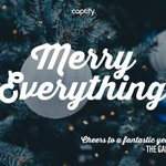From our big Captify family to yours today! #thecaptifydiaries #seasonsgreetings #festive #Christmas