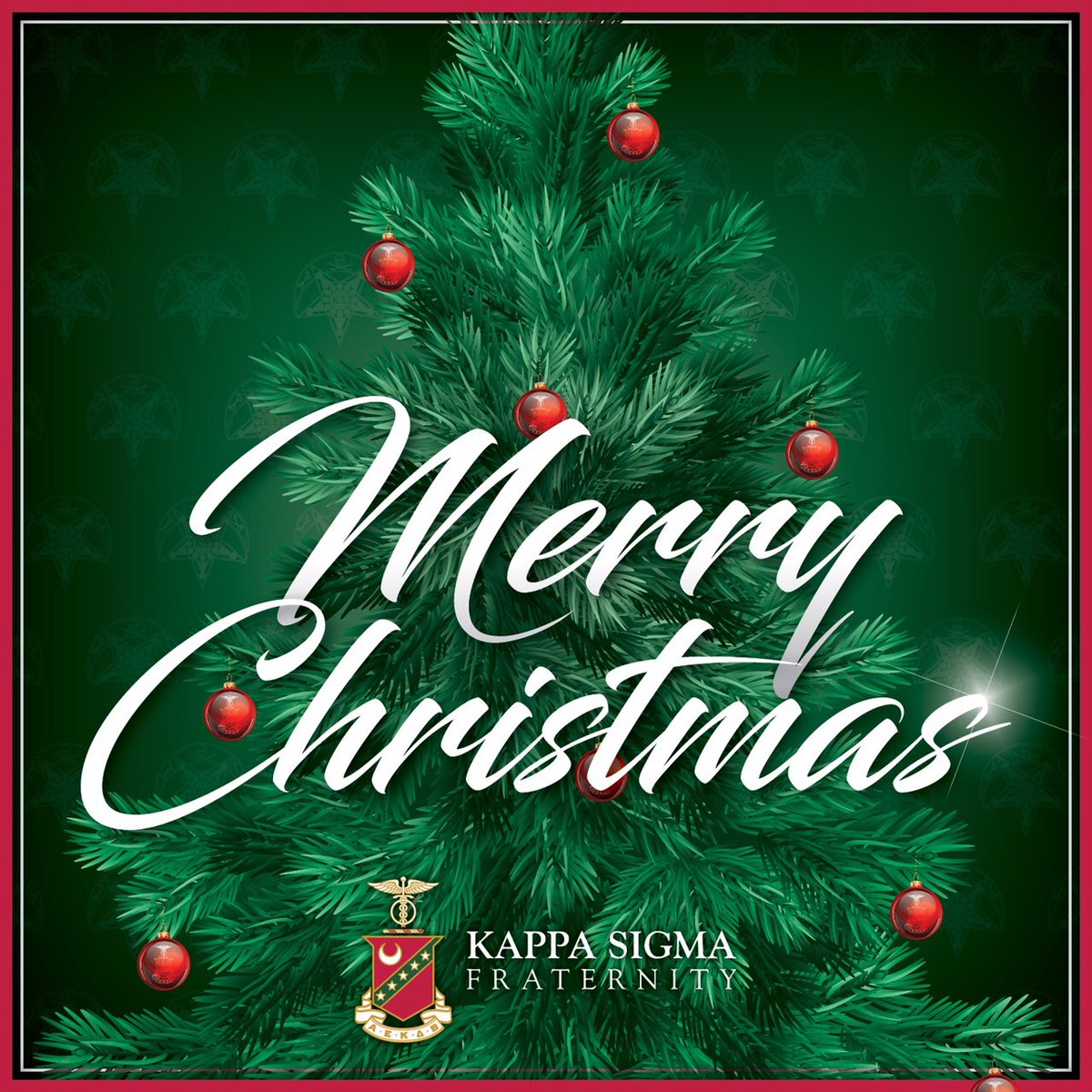 Toby H Taylor On Twitter Merry Christmas From The Kappa Sigma