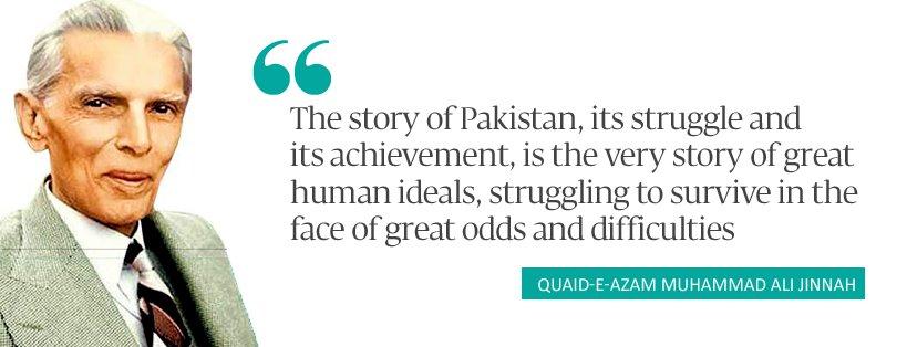 quaid e azam a charismatic leader Quaid-e-azam: a visionary leader him as quaid-e-azam, meaning a great leader max weber's theory of the 'charismatic leader' truly fits into quaid-e-azam.