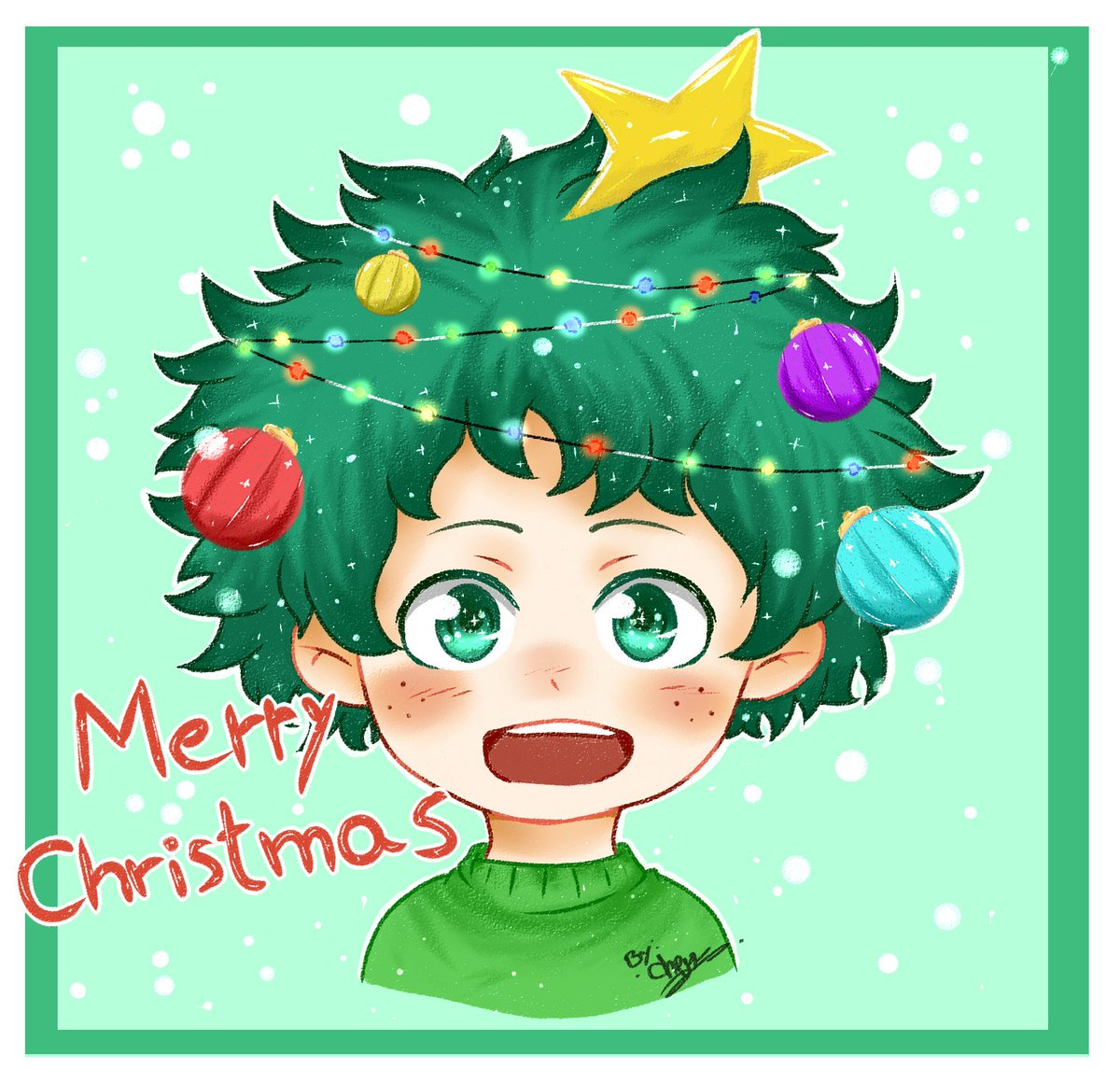 "On Twitter: ""Merry Christmas!🎄 I Hope You Are Having Fun"