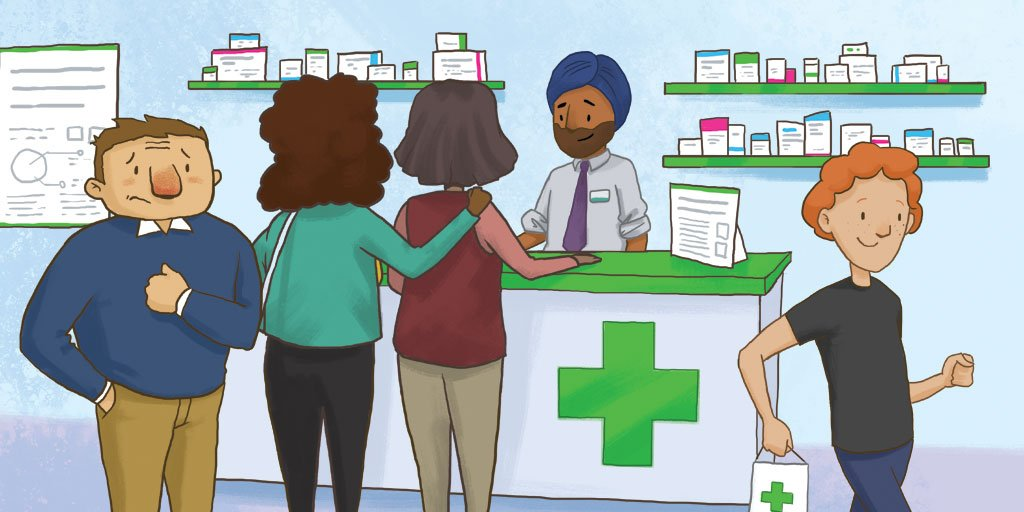lots of pharmacies are open christmas day boxing day for advice and treatment with minor illnesses see which are open near you - Pharmacy Open Christmas Day