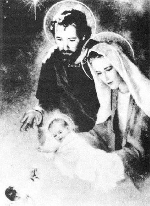 SAINT NOËL à toute la communauté de l'Imitation de Jésus-Christ - Page 2 DR4VrBLX0AASg3m