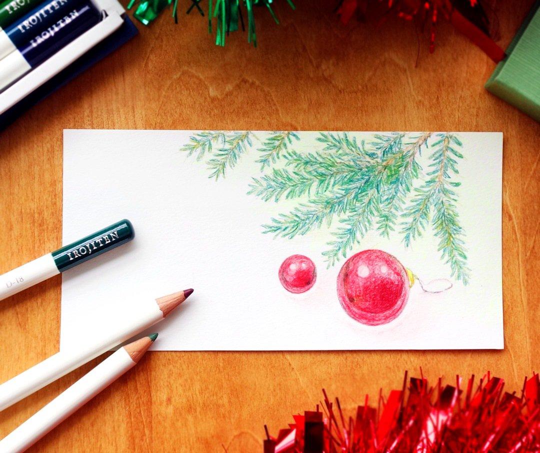 メリークリスマス🎄❄  【色辞典 第2集 deep tone Ⅱ〔針樅色‐SPRUCE‐〕 エゾマツやモミの木の葉の色を表現する暗い緑色。  特にノルウェー産の針モミの葉の色を指す。】 #IROJITEN便り 💌
