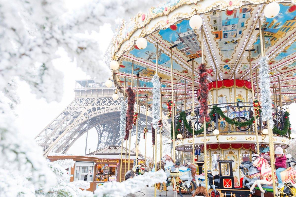 Paris Je Taime On Twitter Joyeux Noël Depuis Paris
