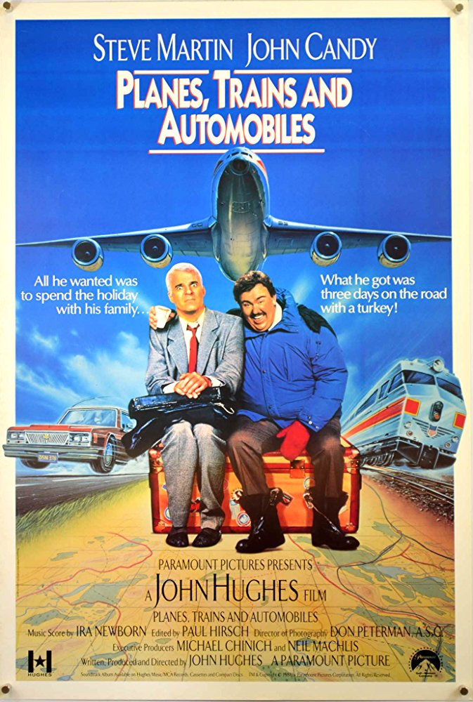 an analysis of the film planes trains automobiles Planes, trains & automobiles manhattan casablanca the official film analysis & screenwriting website from michael zeer theory of film blog buy the book.