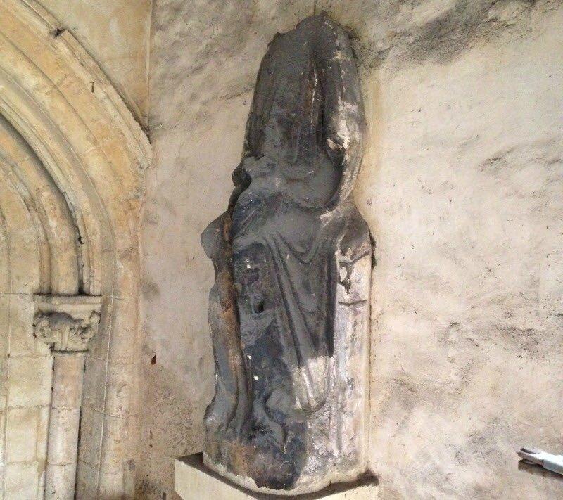 Weird Bristol On Twitter Hidden Away In St Batholomew S Gateway At