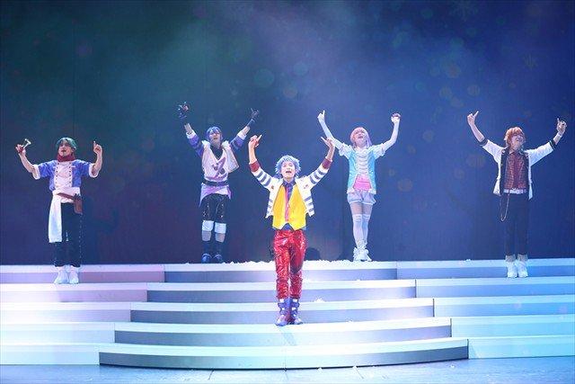 舞台「キンプリ」CS衛星劇場でテレビ初放送