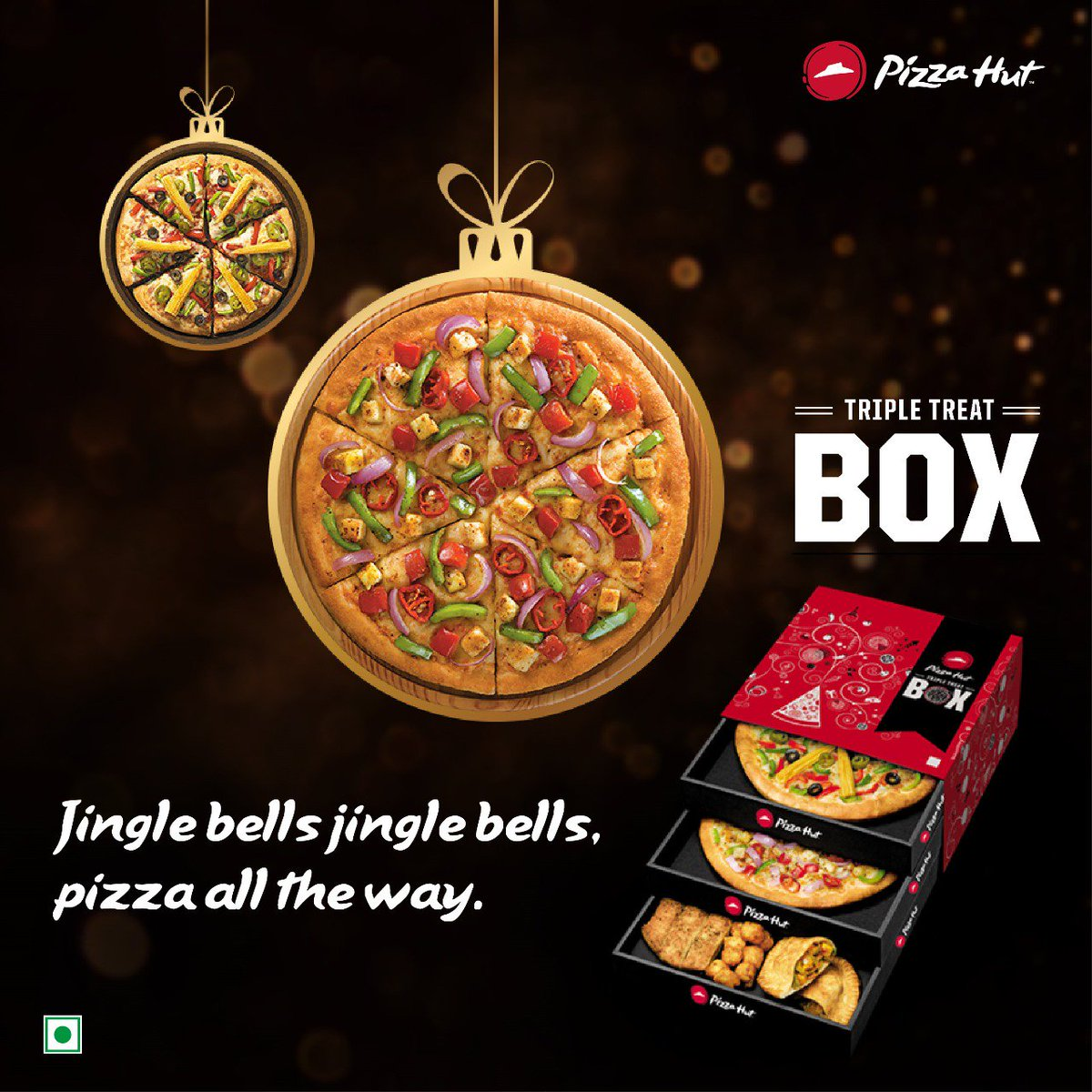 Is Pizza Hut Open On Christmas.Pizza Hut India On Twitter What S Christmas Without Some