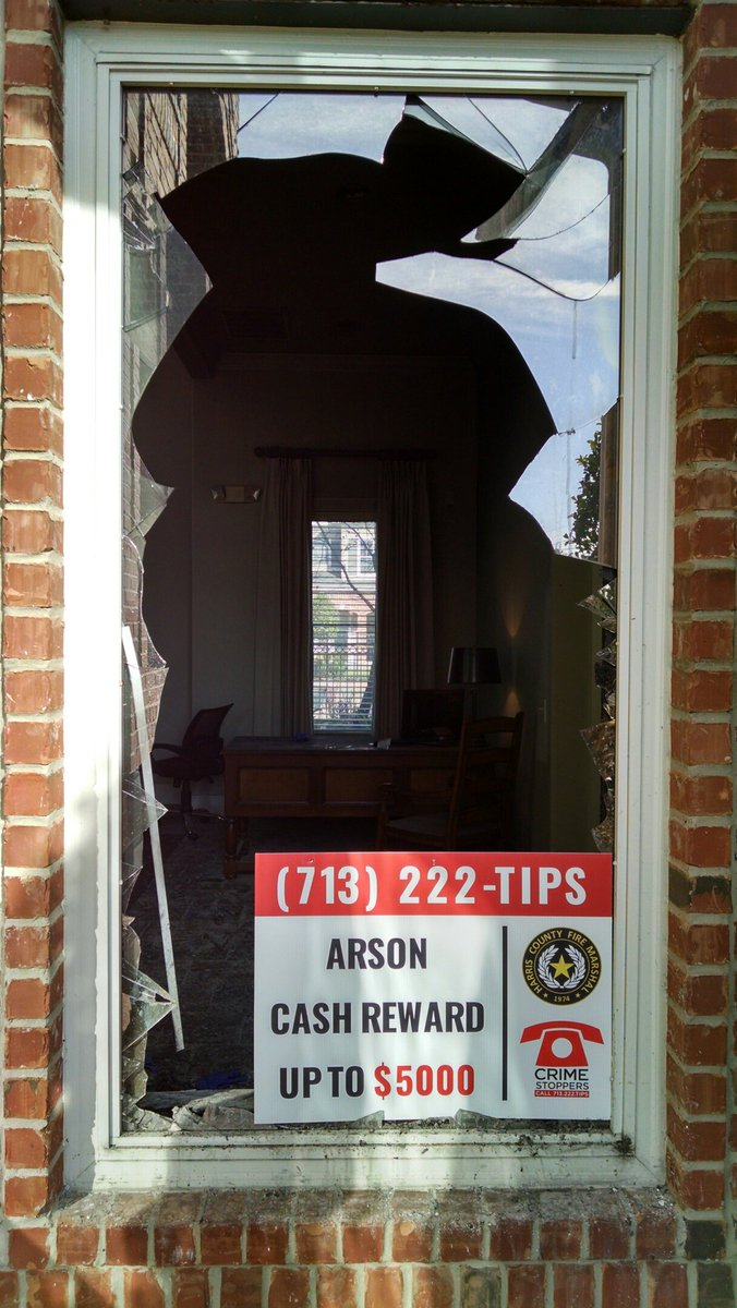 ... Through The Window At Lancaster Apartment Homes, 20100 Park Row, Katy,  TX, And Set The Curtains On Fire. Damage Was Limited. If You Have Any Tips,  ...