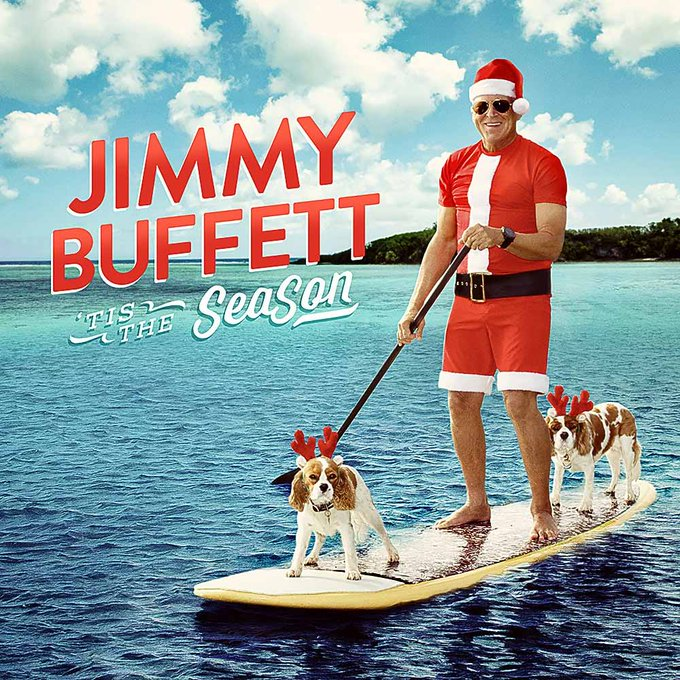 Merry Christmas and Happy Birthday Jimmy Buffett