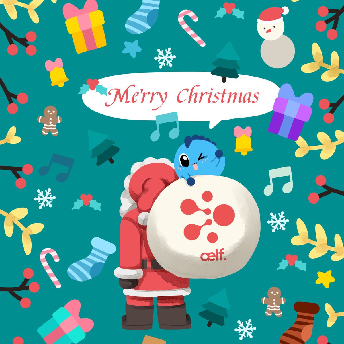 Merry Christmas and Happy New Year to yo...