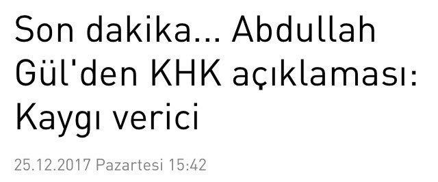 Kaygılarımızla... #AbdullahGül google.de/amp/s/www.cnnt…