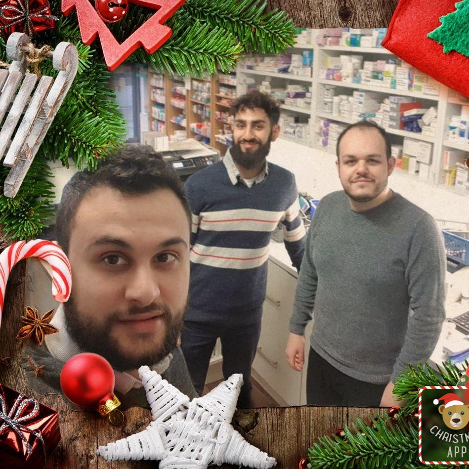 merry christmas from harbs pharmacy team we are open on boxing day from 11am 2pm christmas pharmacy outofhours urgentcare workingonchristmas - Pharmacy Open Christmas Day