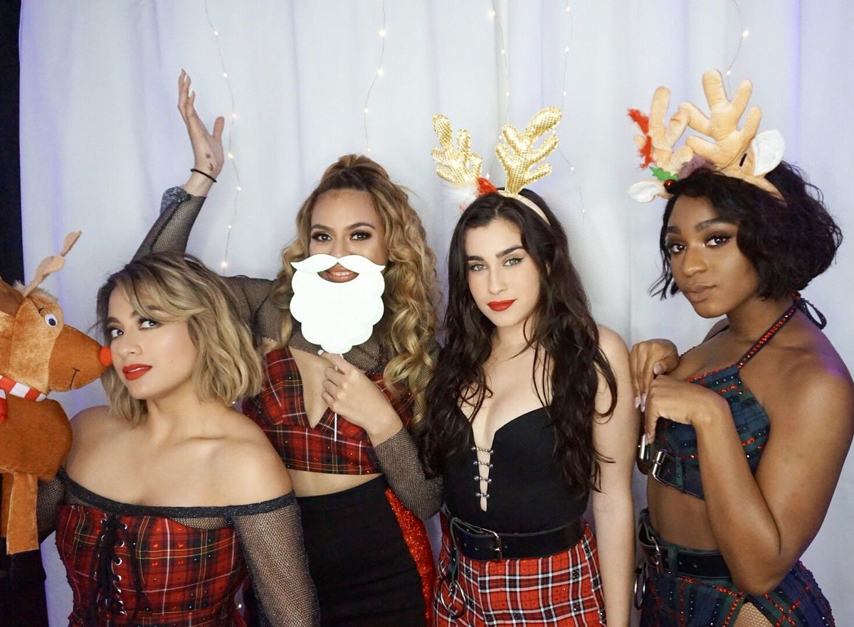 Fifth Harmony Christmas.Syco Entertainment On Twitter Merry Christmas Everyone
