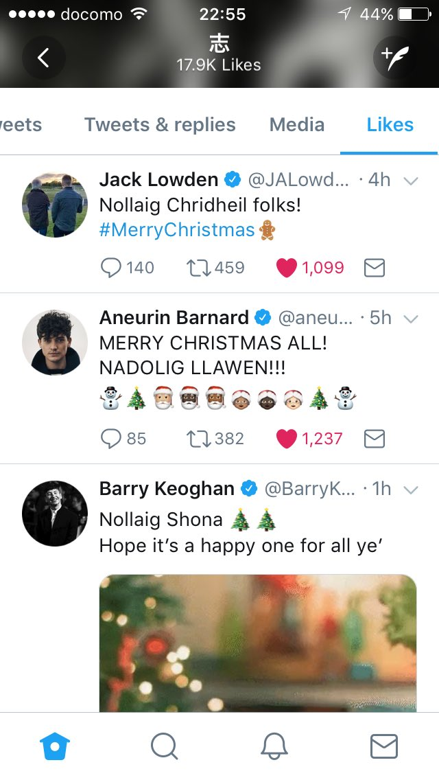 Nollaig Chridheil Nadolig Llawen Nollaig Shona  上から スコテッシュ、 ウェルシュ、 アイリッシュで Merry Christmasだそうです