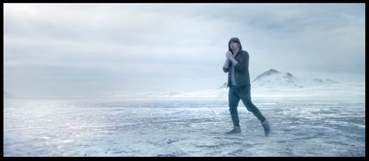 Eminem Walk On Water Music Video