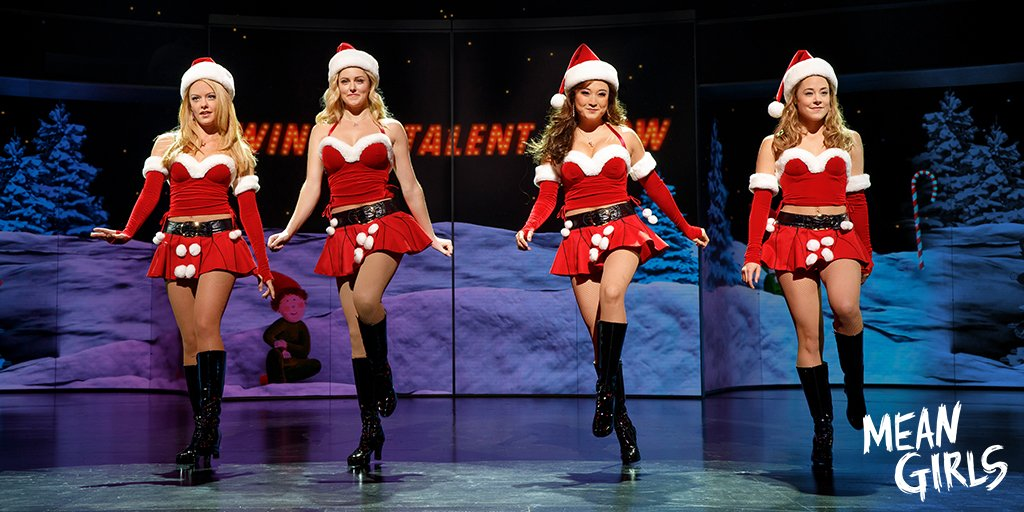 Mean Girls Broadway On Twitter We Hope Your Christmas Rocks