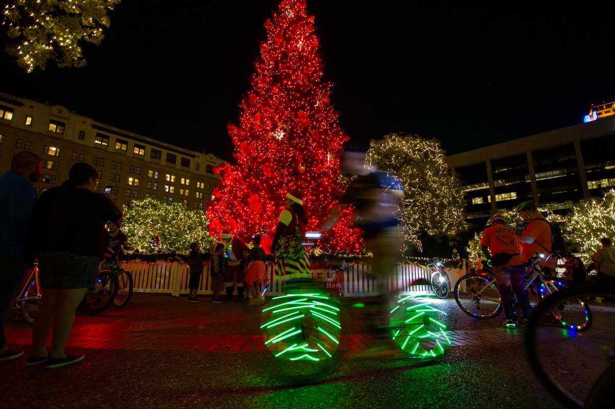 Lit Up Like A Christmas Tree.San Antonio Tci On Twitter Is Your Bike Lit Up
