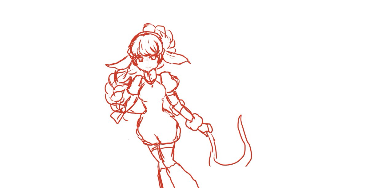 Draft ideas for Aries and Niwatori