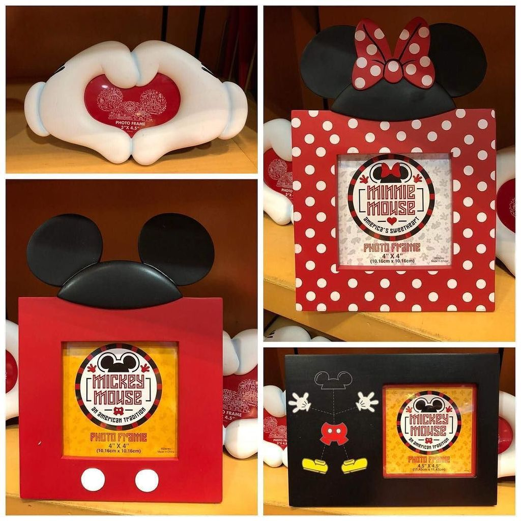 Disneylifestylers On Twitter New Mickey And Minnie Frames From