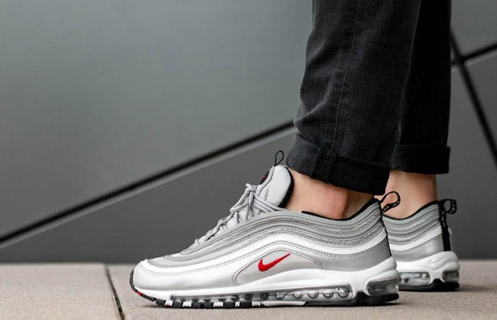 affce925c5 ... Style Code: 885691-001 https://fastsole.co.uk/sneaker/nike-air-max -97-og-qs-silver-bullet-womens-885691-001/ … #RESTOCK #Sneakers #Footwear # AirMax ...