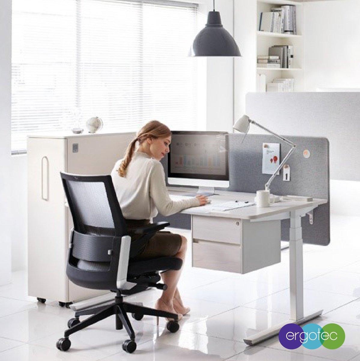 Ergotec On Twitter El Mobiliario De Trabajo Debe Ser Flexible  # Muebles Fursys Santo Domingo
