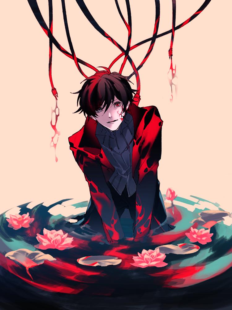 「蓮」とは汚れている環境でもそれに染まらずに清く生きることを意味し、泥中の蓮という言葉もあるが、泥水が濃ければ濃いほど大輪の花を咲かせる姿はある種、彼自身が「聖杯」となる可能性も秘めているんじゃないかなと思っている