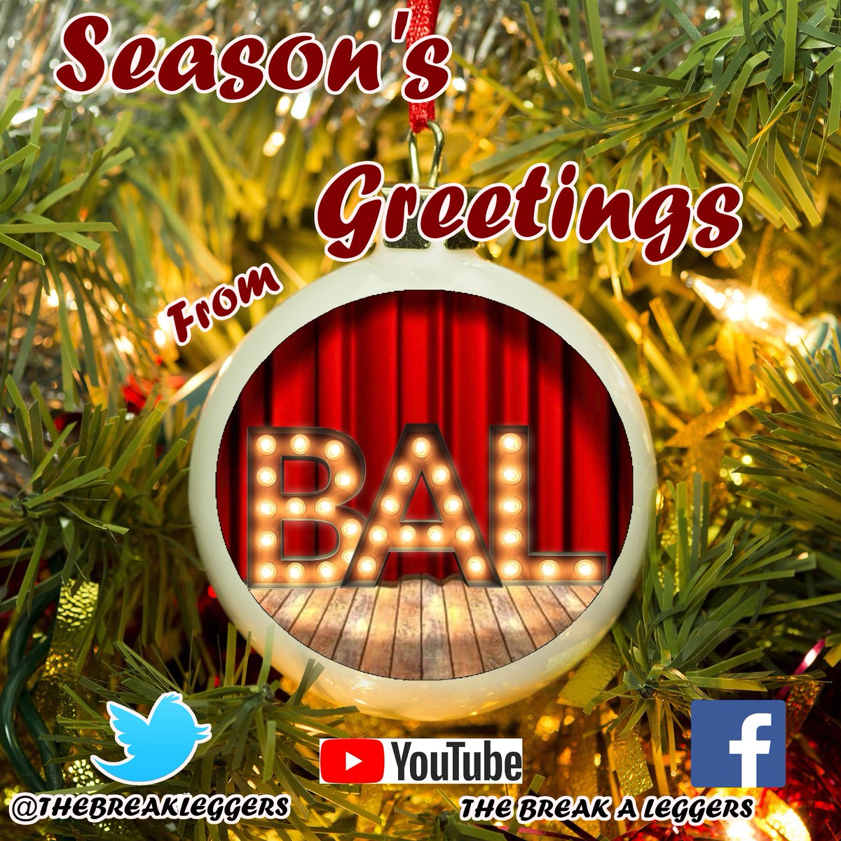The Break A Leggers On Twitter To All Our Fabulous Followers We