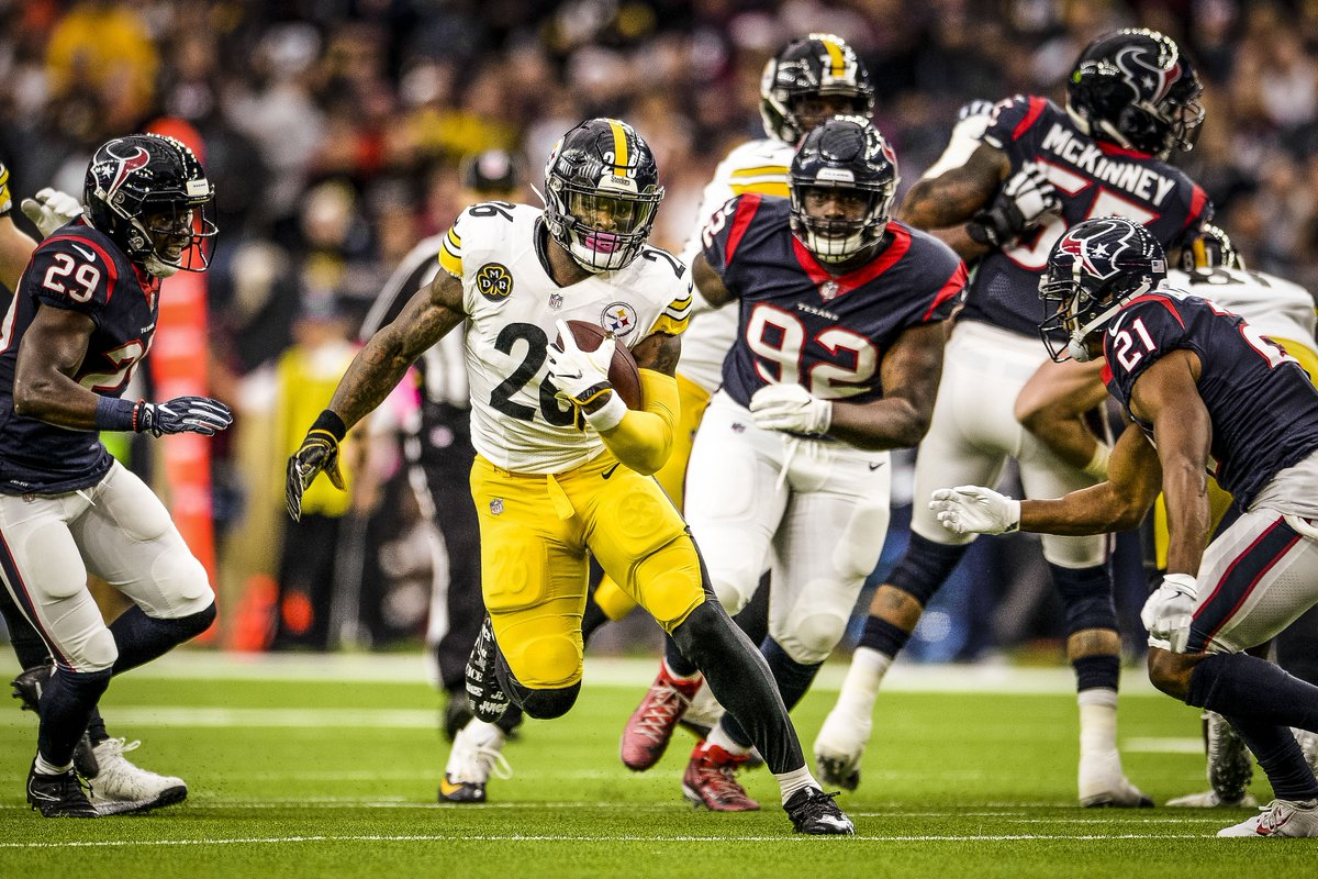 Le Veon Bell >> Pittsburgh Steelers On Twitter Le Veon Bell Is Now The First