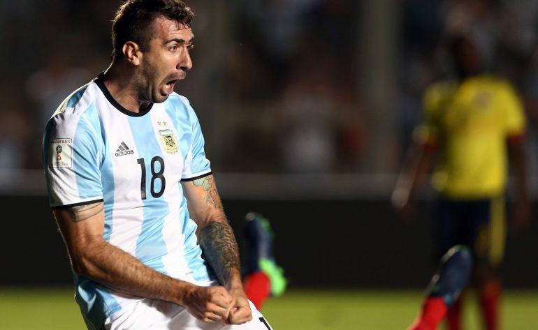 Resultado de imagen para lucas pratto seleção argentina