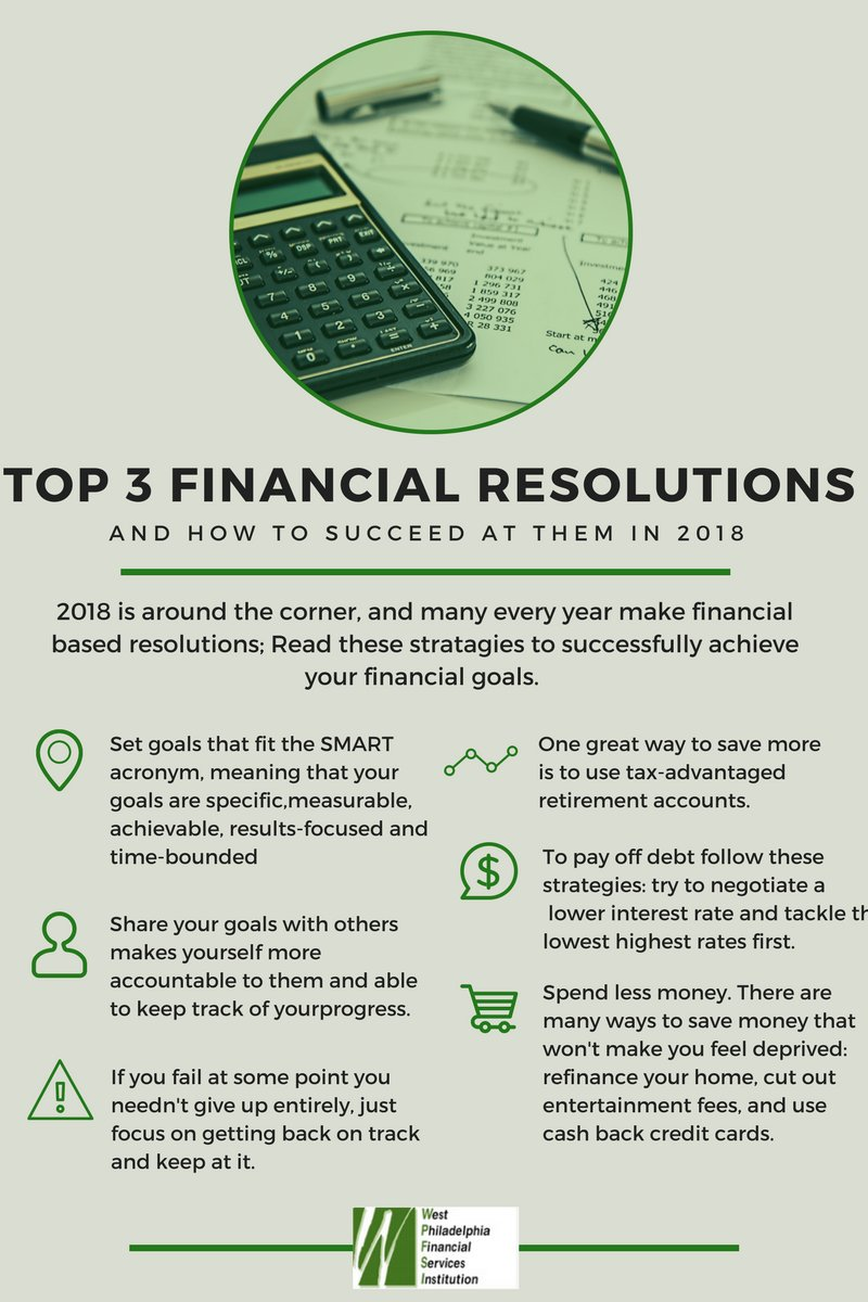 Wpfsi on twitter making financial resolutions for the new year wpfsi on twitter making financial resolutions for the new year let west philadelphia financial services help you achieve your goals finance startups solutioingenieria Images