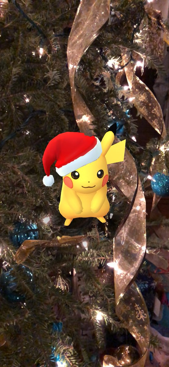 Pokemon Go Christmas Boxes.Pokemon Go On Twitter Trainers More Holiday Surprises Are