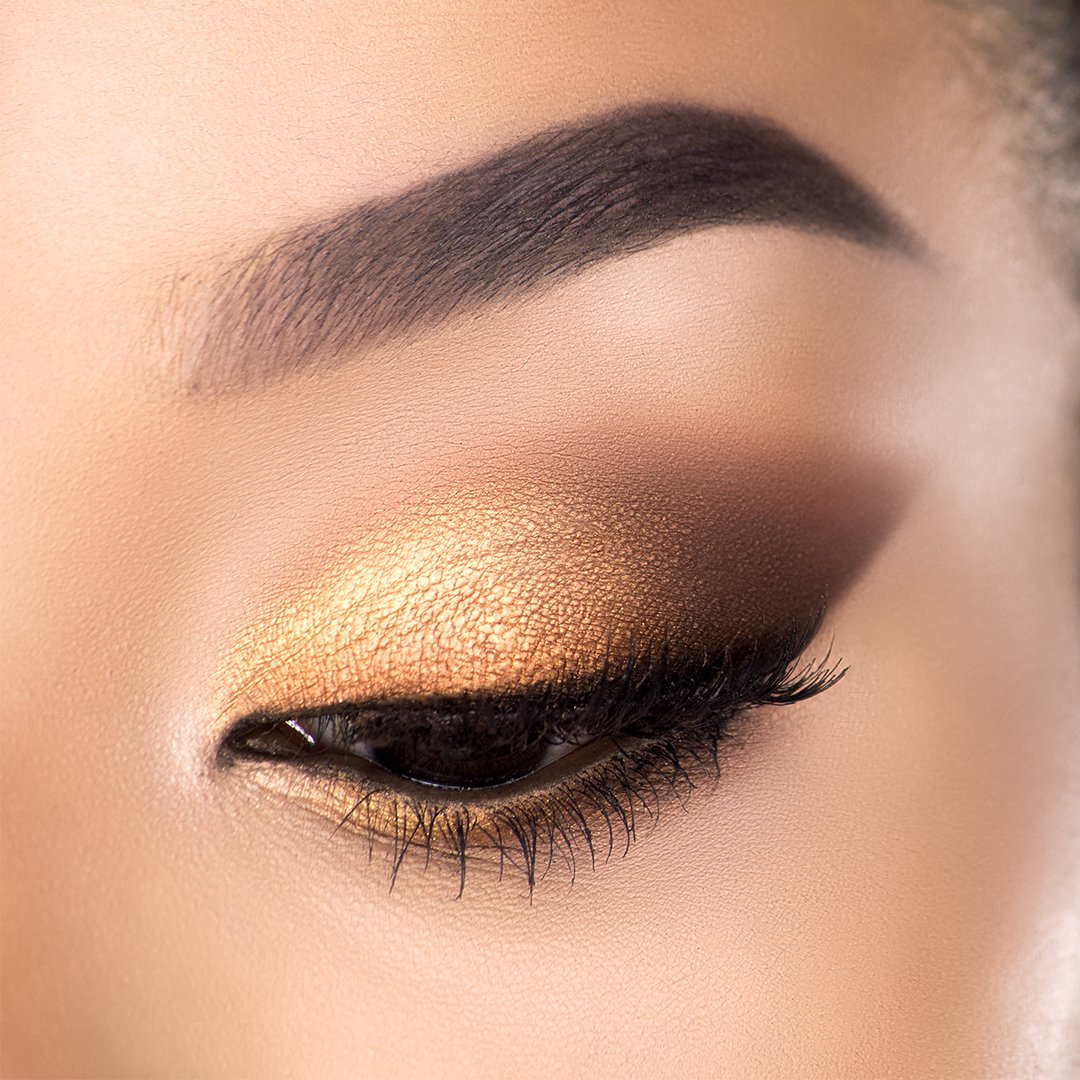 30384321502 Recreate this look with our new Sensual Eyes Palette in Sunrise, Wanna Get  Lucky Gel Liner in Teddy, Wispies Fiber Building Mascara & Wispies #122  Lashes.