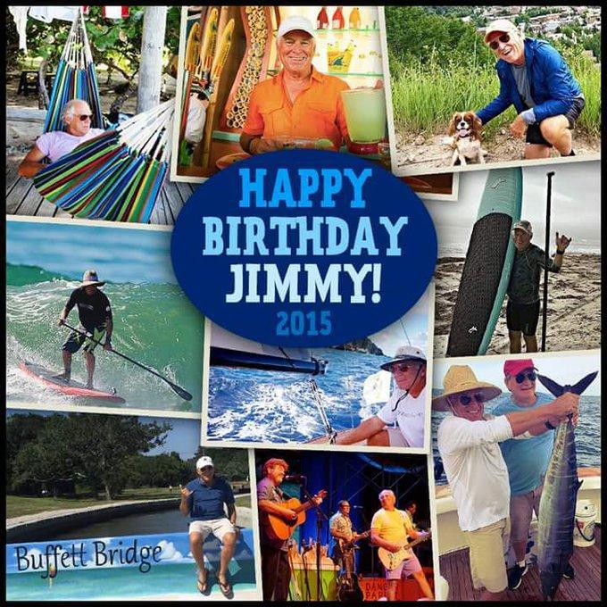 Happy Birthday Jimmy Buffett and Merry Christmas Dear Friend