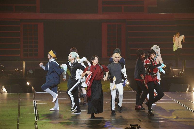 ミュージカル『刀剣乱舞』 ~真剣乱舞祭2017~ イベントレポート iLIP【写真15枚】