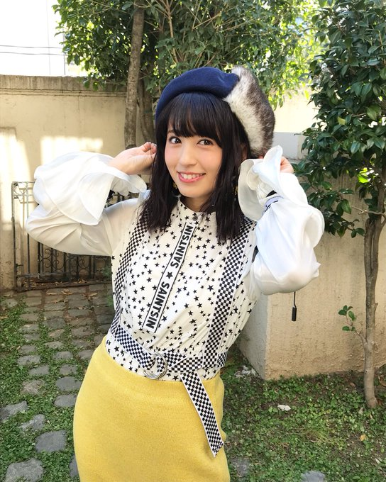 藤田茜さんのコスチューム