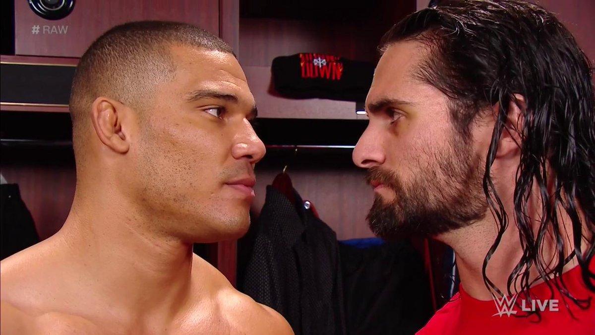 Image result for Seth Rollins and Jason Jordan