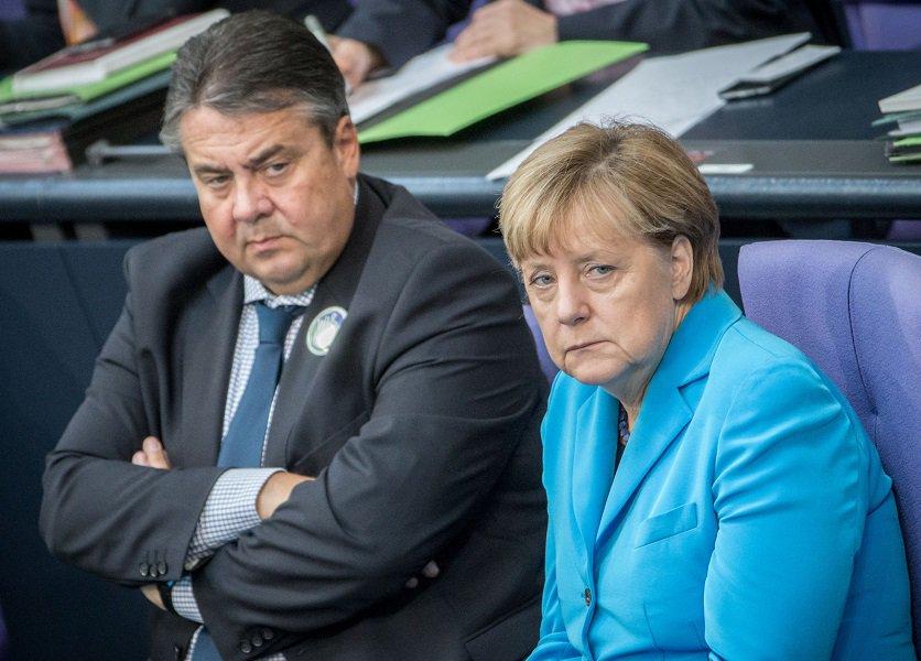 Германия сделала заявление насчёт перспектив вступления Украины в ЕС