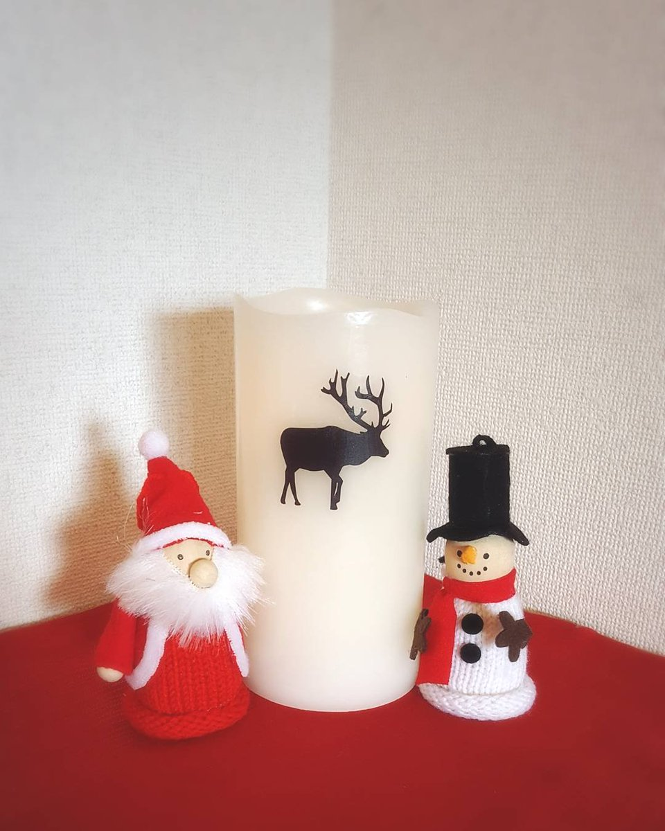 test ツイッターメディア - 主婦になってから、100均とニトリのパトロールが趣味な私ですが笑、そんな主婦の味方のおかげで、いつもは料理だけだった我が家のクリスマスが華やかになりました(*´`)?  #クリスマス #クリスマスパーティー  #ニトリ  #セリア  #Seria  #ダイソー https://t.co/ds8aTvLxZl